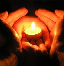 candle blessing