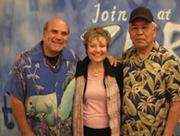Dr Ihaleakala Hew Len, Mabel Katz and Joe Vitale