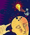 right brain imagination