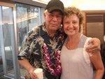 Mabel Katz and Dr Hew Len