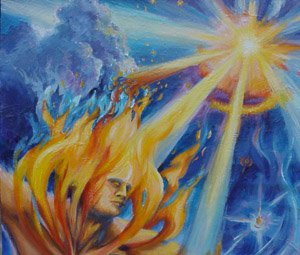 universal energy radiance